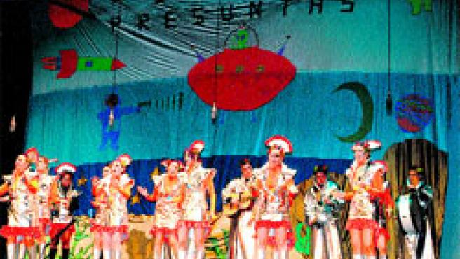 Más de 45 peñas del municipio aguileño ponen toda su ilusión y esfuerzo por lucir las mejores gala.