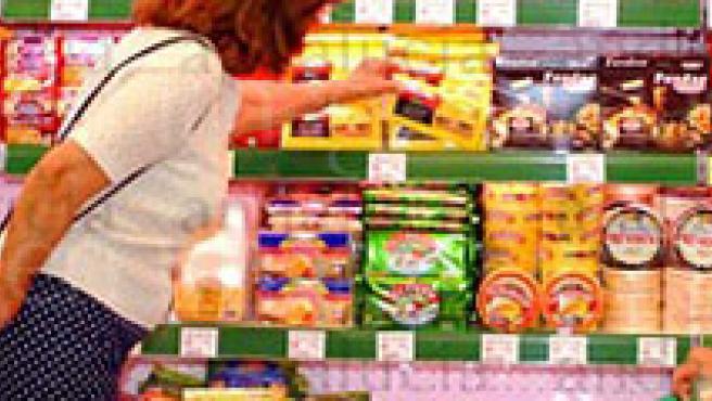 Un supermercado. (FOTO:ARCHIVO)