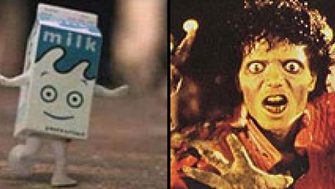 De izda a drcha: Camela, Blur, Michael Jackson y The White Stripes.