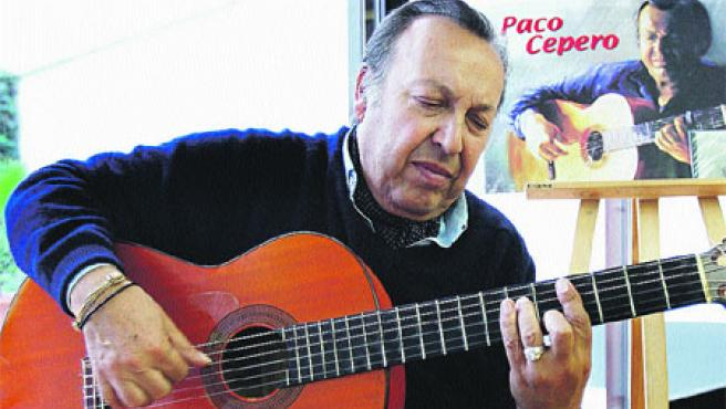 Paco Cepedo.
