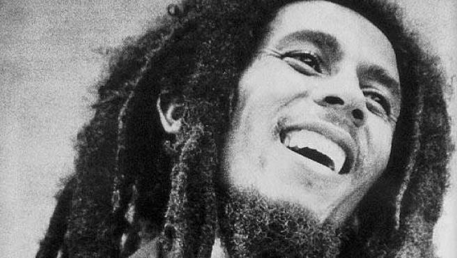 El músico jamaicano Bob Marley.