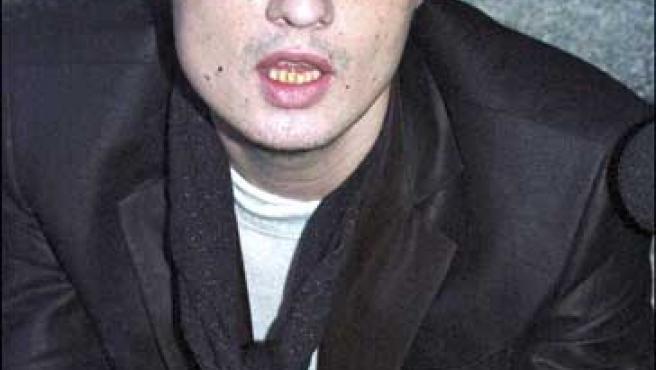 Pete Doherty en Londres.