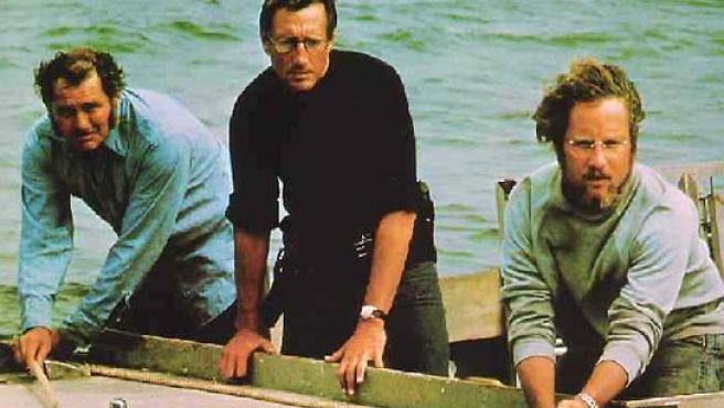 Roy Scheider, protagonista de 'Tiburón'.