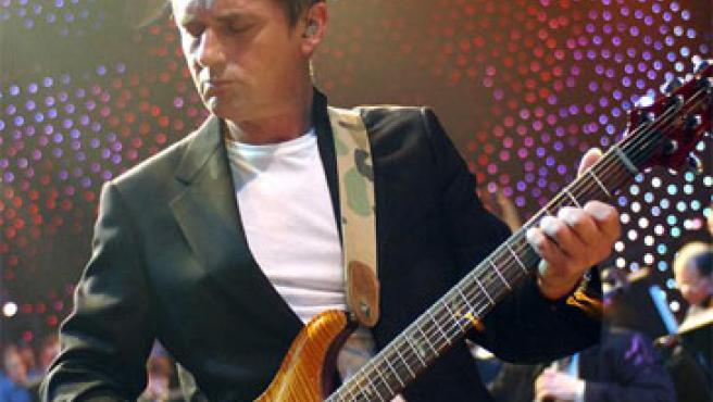 El músico Mike Oldfield en una imagen de archivo.