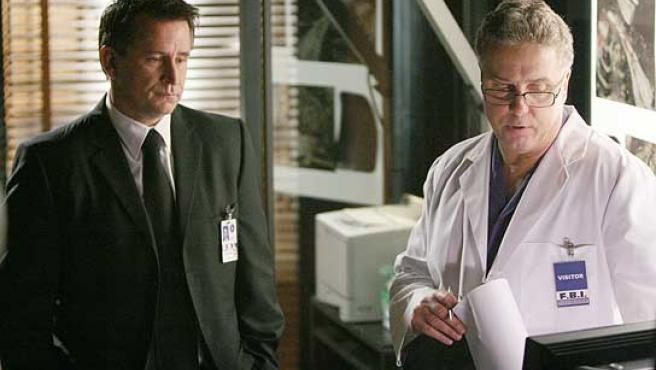 'Sin rastro' recibe a los personajes de 'CSI: Las vegas'.