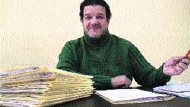 Pablo Gómez. Administrador de fincas.