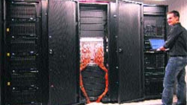 Esta instalación contribuirá a potenciar las investigaciones en ciencias de la computación.(F.S.)