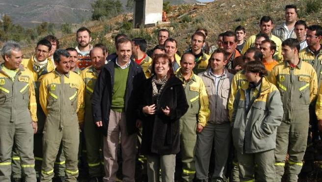 Narbona hará la presentación del plan para aliviar la sequía en el Consejo de Ministros.