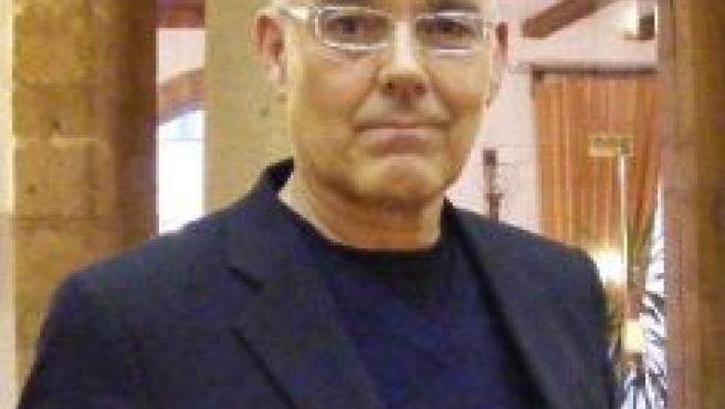 El diseñador Antonio Pernas.