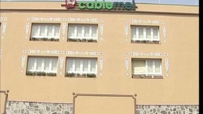 Imagen de la sede de I-Melilla TV.