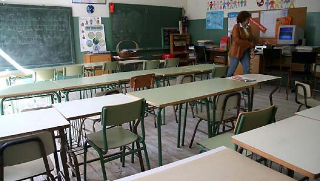 Casi un tercio de los alumnos de la ESO terminan abandonando las aulas. (ARCHIVO).
