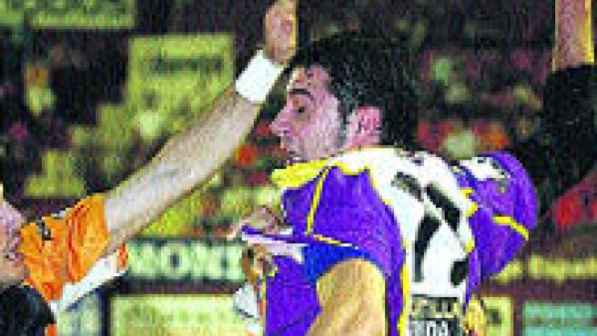El Balonmano Valladolid, en una foto de archivo (Archivo).