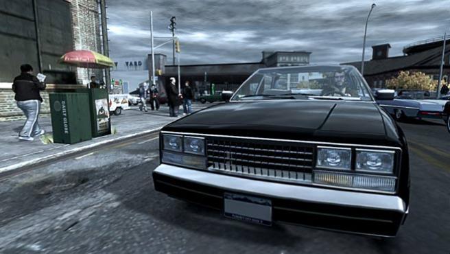 Imagen del videojuego 'Grand Theft Auto IV', uno de los de más éxito de Take Two.