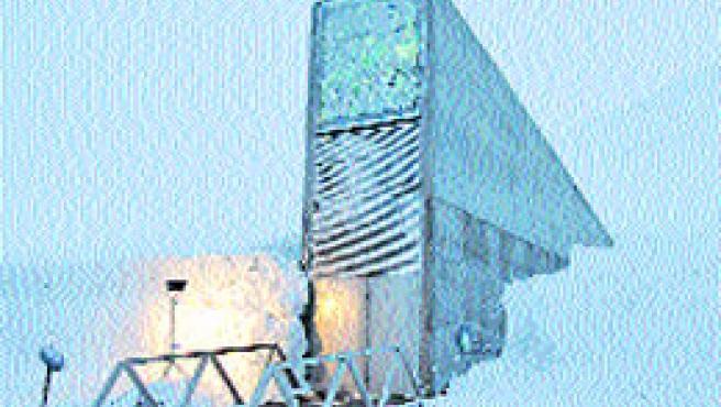 Noruega Instala El Arca De Noé De Las Semillas En El Fondo