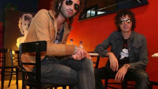 El dúo Pereza actuará el próximo 13 de junio en Las Ventas.