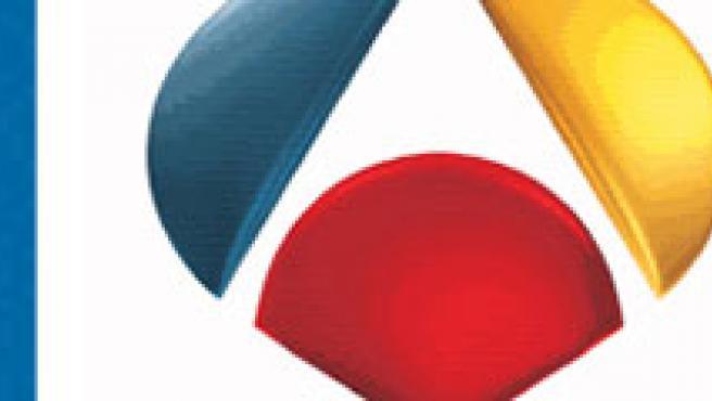 Logotipo de La 1, Antena 3 y Telecinco.