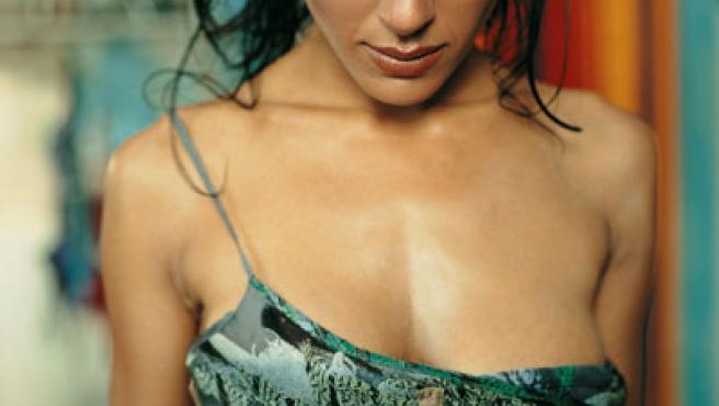 La cantante Mónica Naranjo en una imagen de archivo.