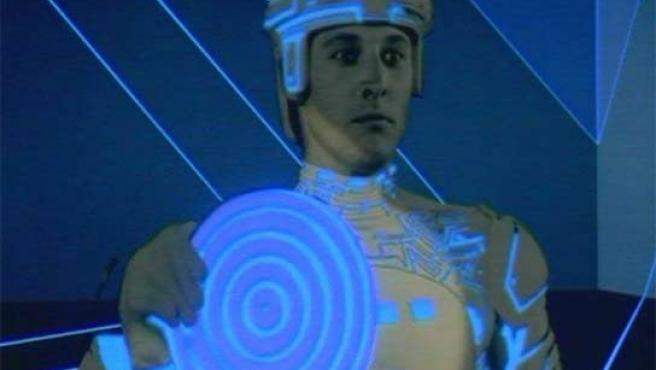 Imagen de 'Tron', película de 1982.