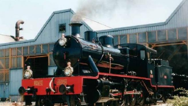 El tren de vapor volverá a Alicante en el 150 aniversario de su llegada