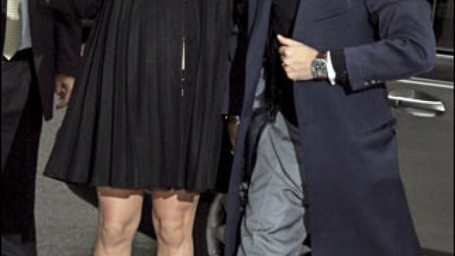Jennifer López y Marc Anthony pasean por las calles de Nueva York.