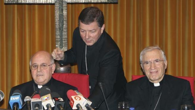 Antonio María Rouco Varela ha vuelto a ser nombrado recientemente presidente de la Conferencia Episcopal.