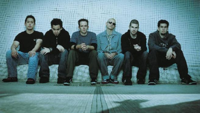 La banda Linkin Park en una imagen de archivo.
