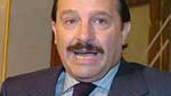 El portavoz adjunto del PP en el Congreso, Vicente Martínez Pujalte.(Efe)
