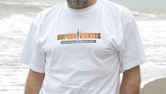 Juanito Oiarzábal, durante su paso por el programa Supervivientes. (Archivo)