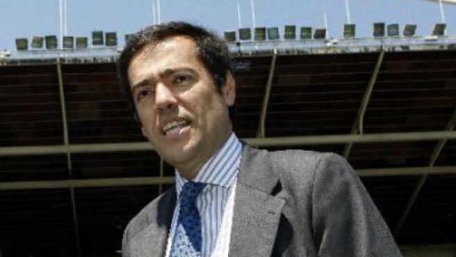 Fernado García Macua, presidente del Athletic de Bilbao.