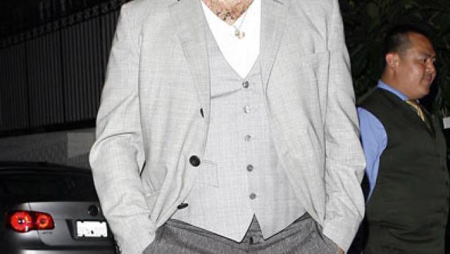 Robbie Williams en una imagen de archivo. FOTO: KORPA.