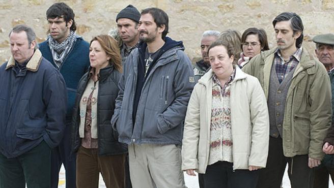 Una escena de la serie 'Fago', de TVE.