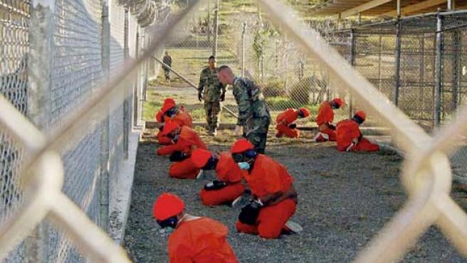EE UU mantiene presos en Guantánamo a casi 300 sospechosos de terrorismo (RTRPIX).