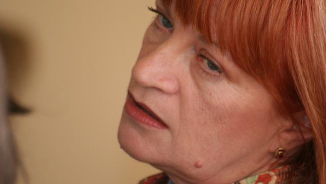 Pia Covre fundó con Carla Corso en 1982 el Comité por los Derechos Civiles de las Prostitutas en Italia. MARIO VELASCO.