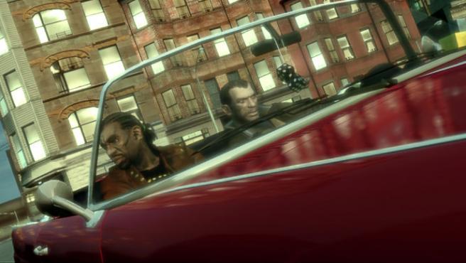 Imagen del videojuego 'Grand Theft Auto IV'.