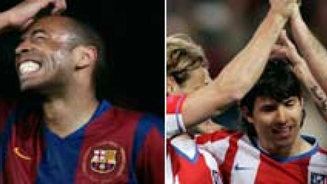 Real Madrid, Barcelona, Atlético y Villarreal