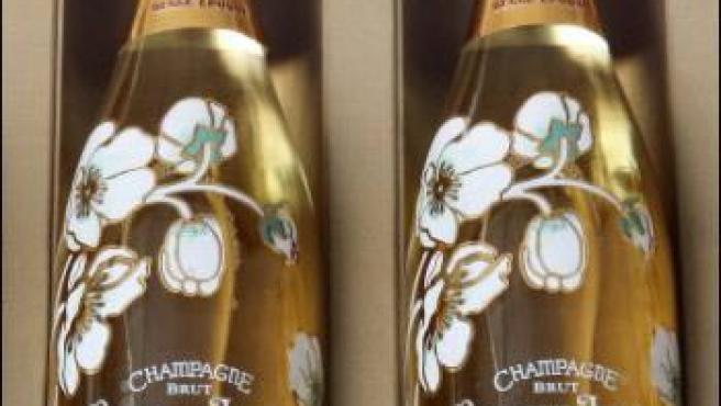 Dos botellas (AFP)