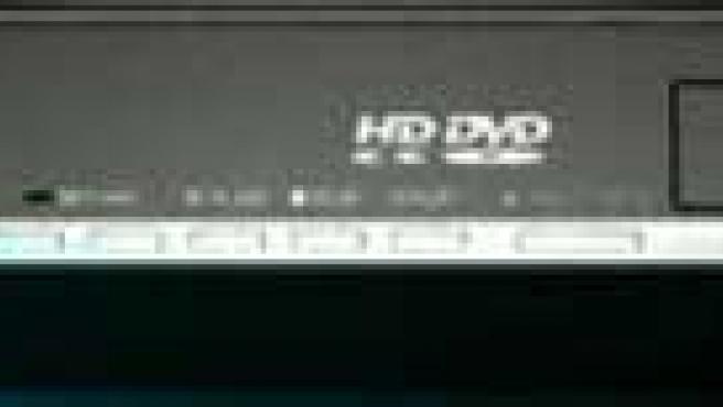 HD DVD.