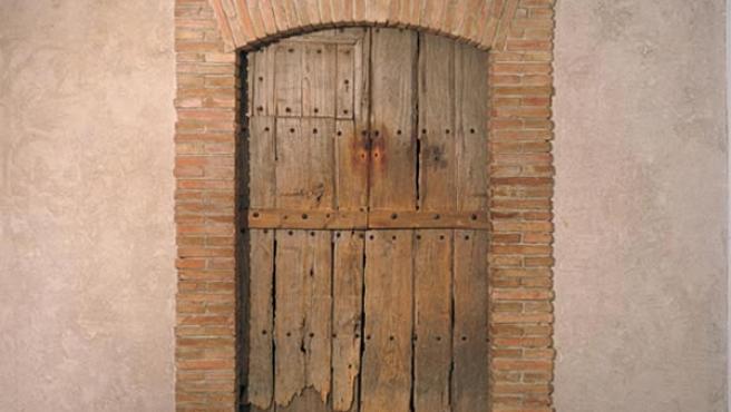 Etant donnés, de Duchamp, una de las instalaciones de la muestra.