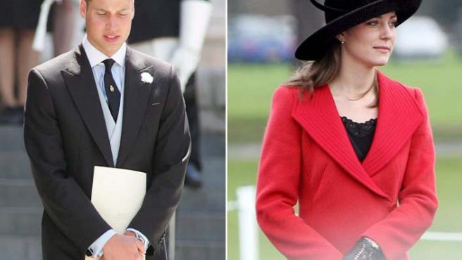 Guillermo de Inglaterra y Kate Middleton viven su particular cuento de hadas.