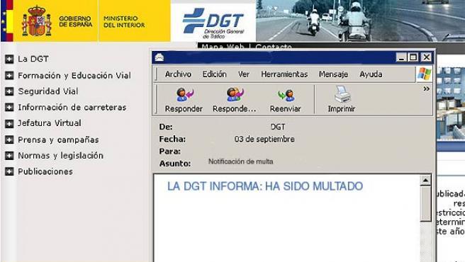 La DGT admite que muy pocos leen los boletines oficiales.