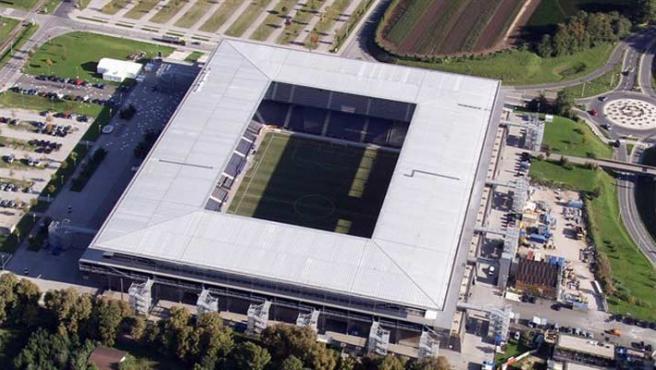 Stadion Salzburg Wals-Siezenheim.