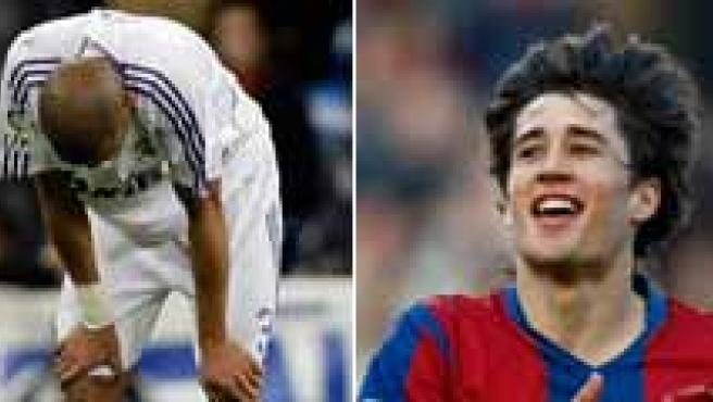 Villa, Pepe, Bojan y Franco, protagonistas de la jornada en Primera.
