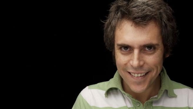 En cantante Iván Ferreiro en una imagen promocional.
