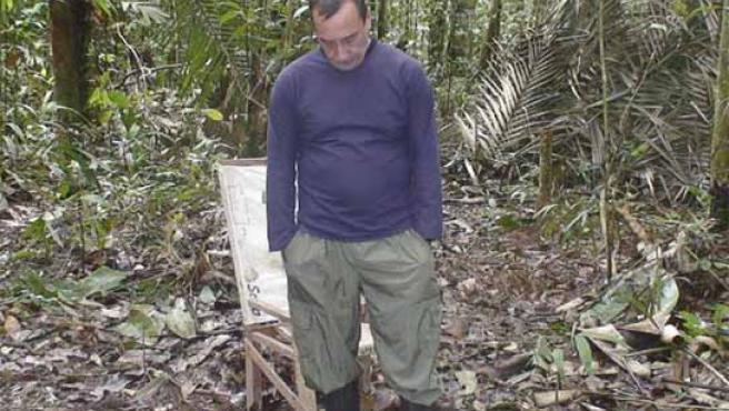Luis Eladio Pérez, ex rehen de las FARC, ideará el plan de rescate. (ARCHIVO)
