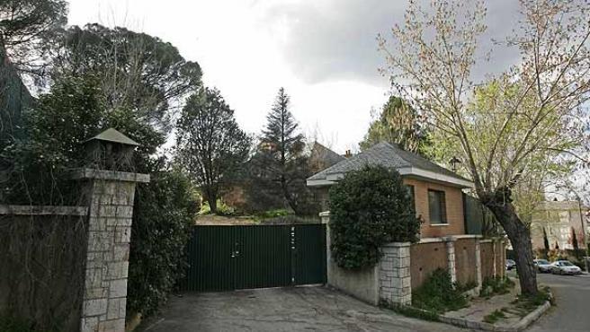 Casa de Don Juan de Borbón, vendida a los propietarios de CPV. (FOTO: JORGE PARÍS).