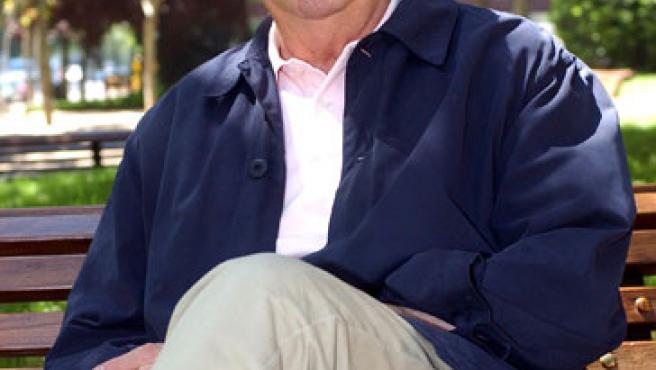 Rafael Azcona en una imagen de archivo.