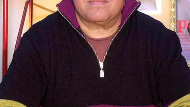 El director de cine Pedro Almódovar.