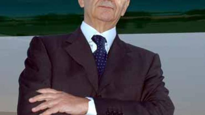 Maurizio Prato, ex presidente de Alitalia. (EFE)