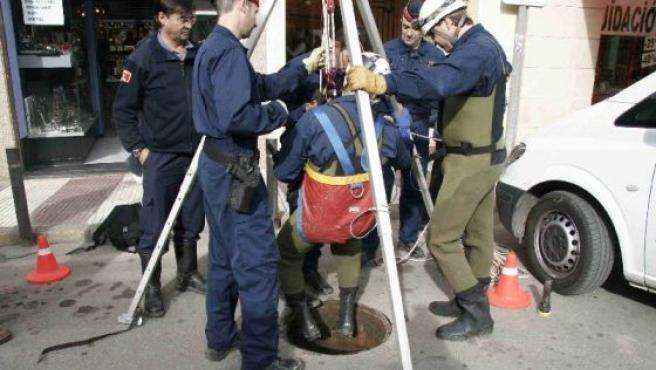 Las minas están situadas a más de 12 metros de profundidad. S.C/20MINUTOS
