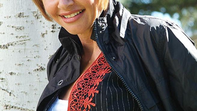Eshter Arroyo ficha por 'La familia Mata'.